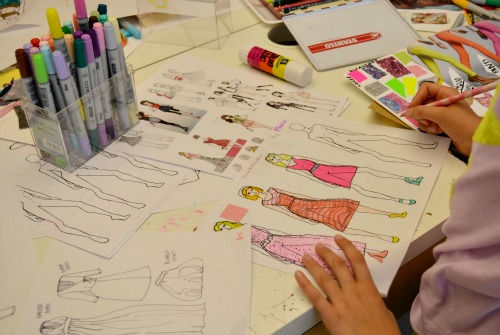 fashion illustration courses overcome your pencil fear and learn fashion illustration hamstech