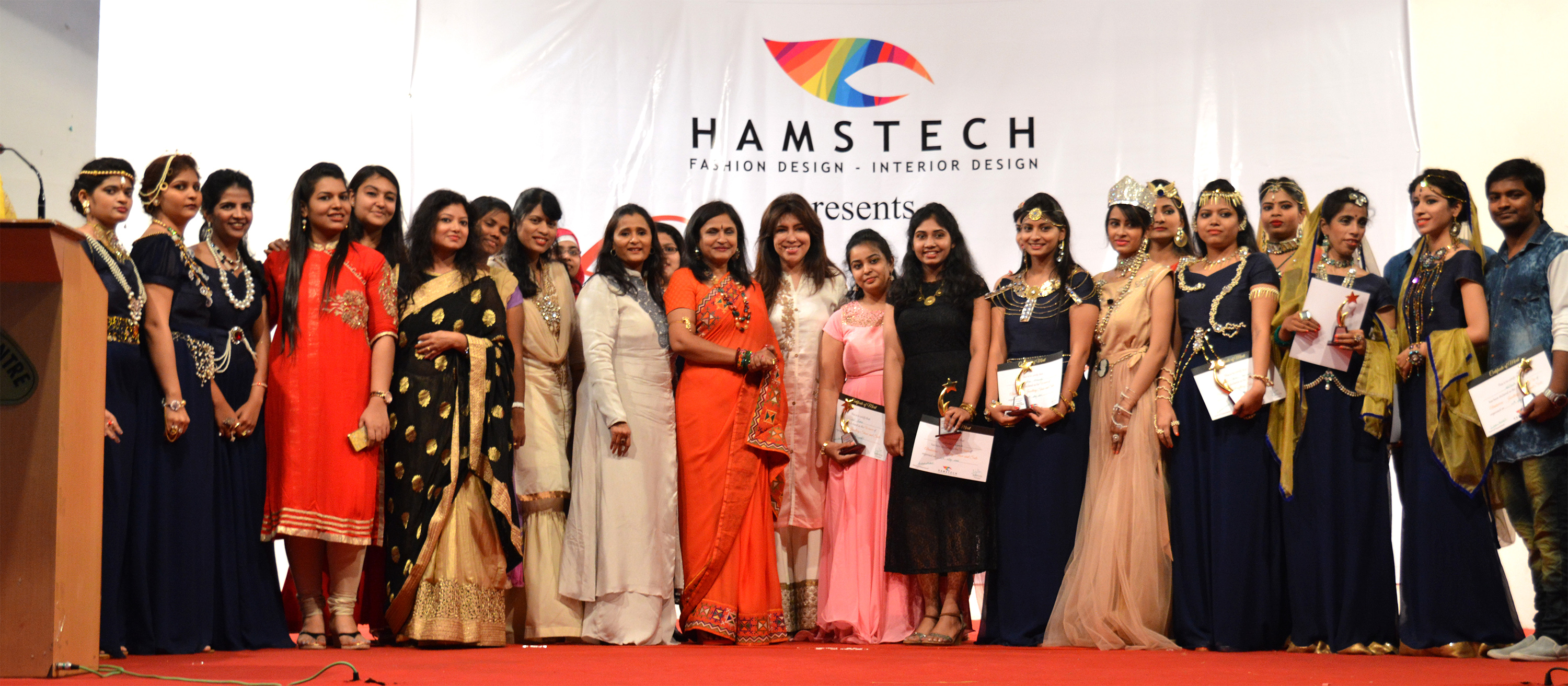 HAMSTECH Empowering Women Since 25 Years