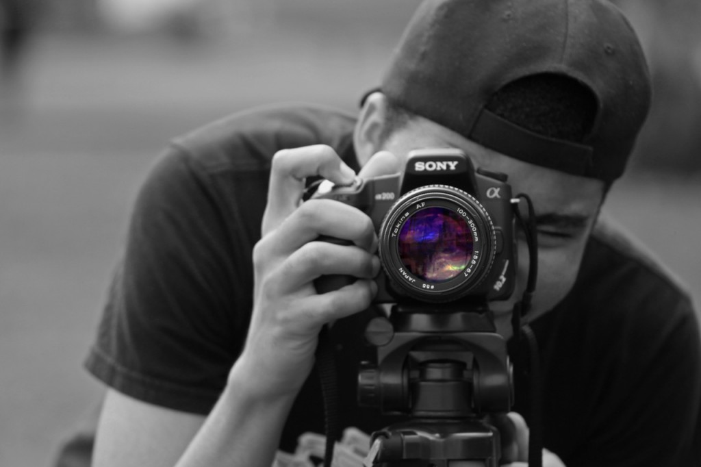 learning photography