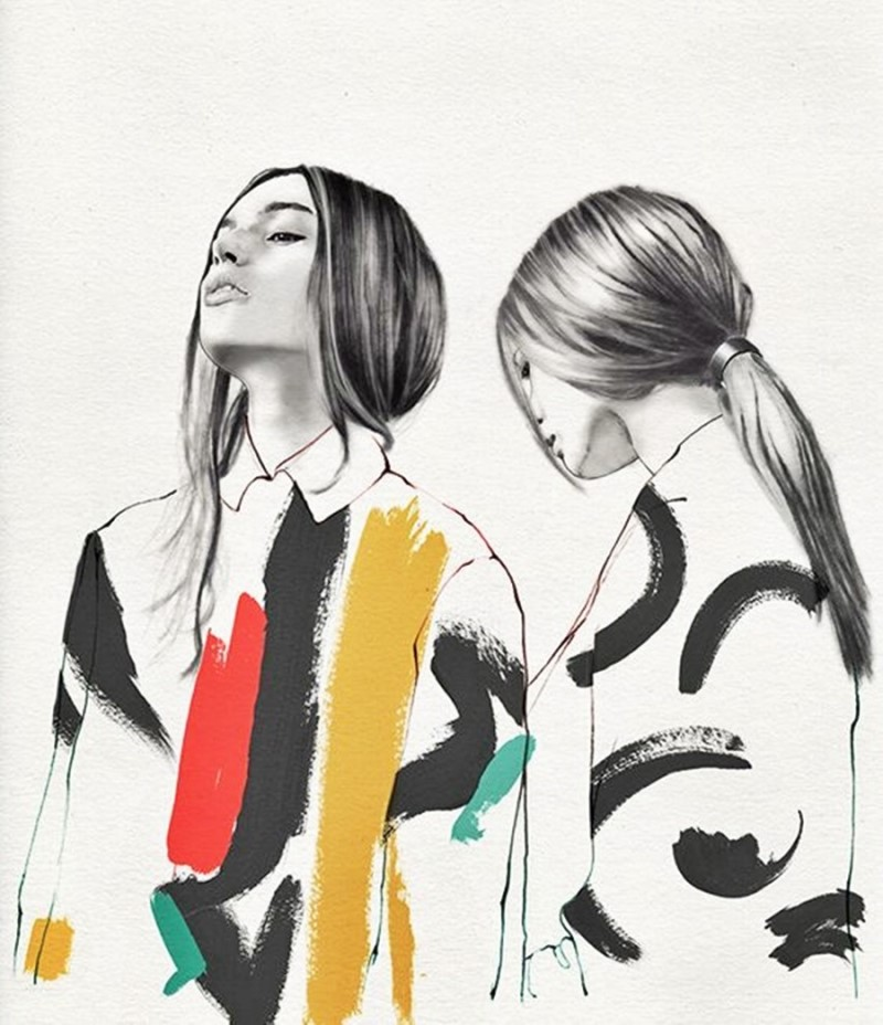 5 Must-Haves in Fashion Illustration Classes - Hamstech Blog