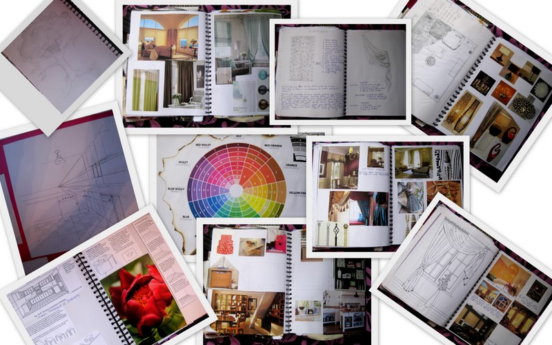 Hamstech storybook interior designing students tell tales for Interior design examples
