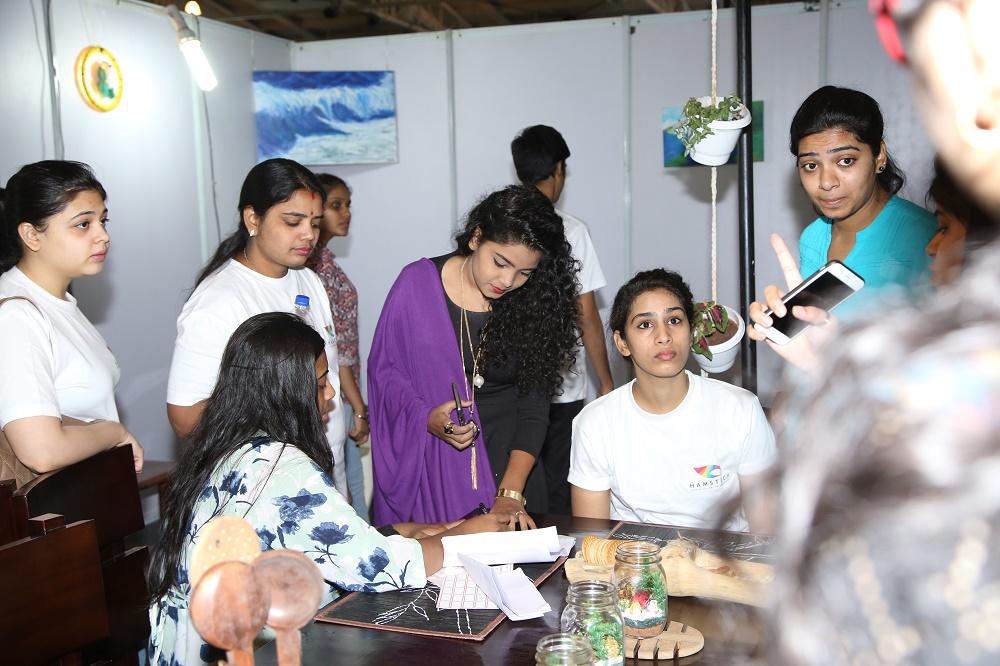 interior designing students