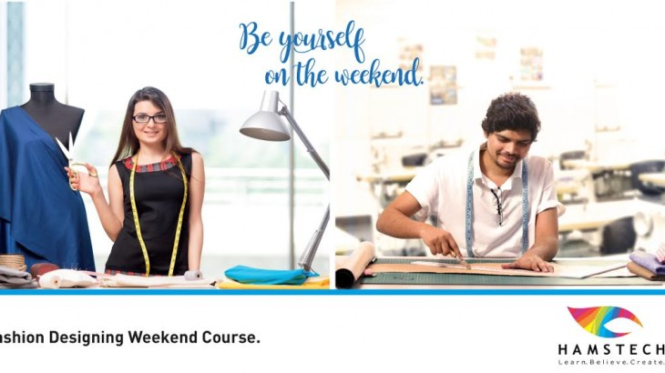 fashion designing weekend courses