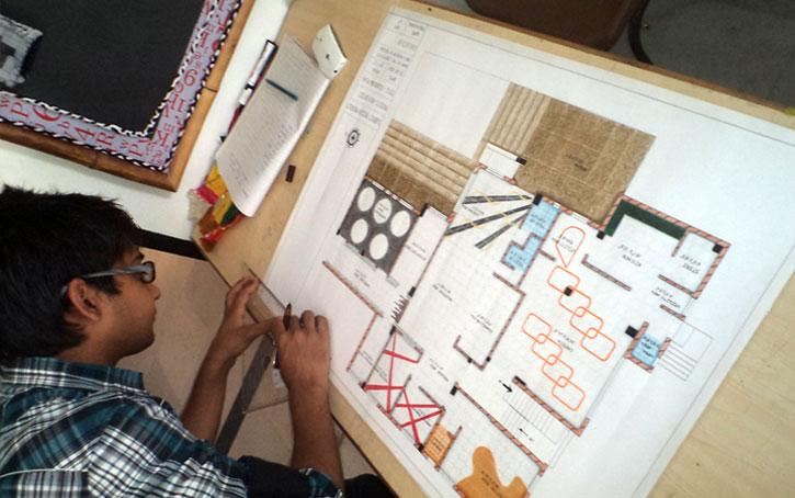 interior designing classes