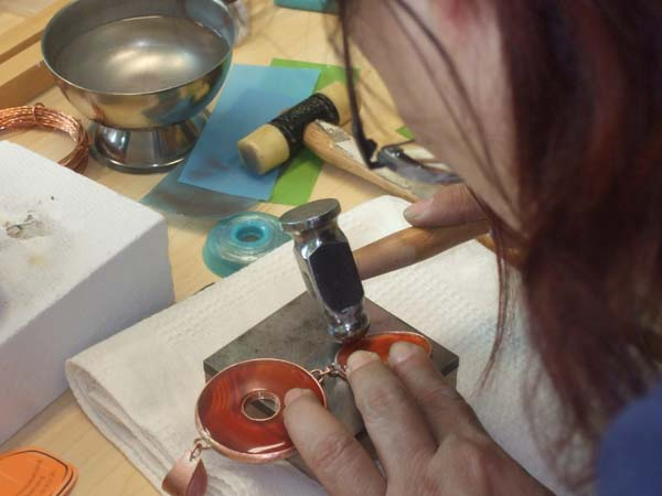 Jewelry designing course