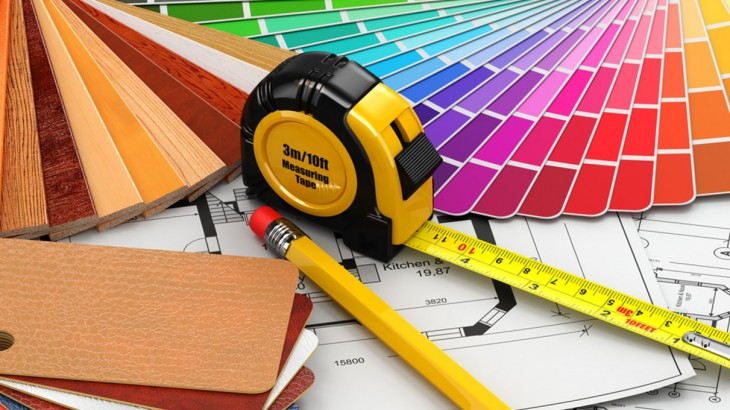 Basic material used for interior design finishes - Materials needed for interior design ...