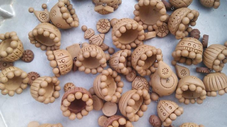 How to do Amazing Jewellery Designing with Terracotta at Home ...