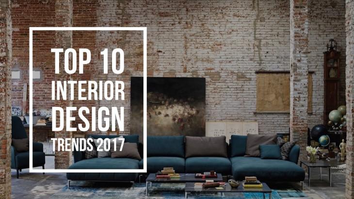 Interior Designing: Trends Of 2017