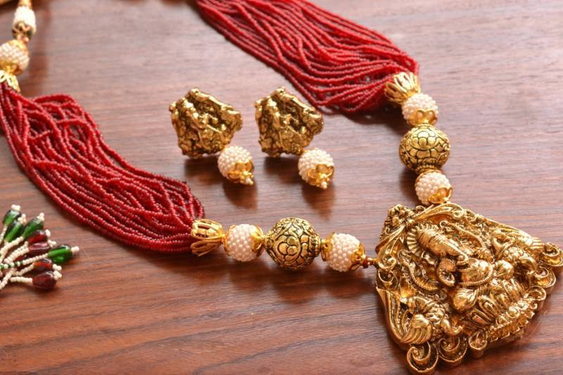 Jewellery designing history how temple jewellery became jewellery designing course mozeypictures Image collections