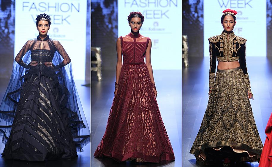 Fashion Designing Events Lakme Fashion Week Winter Festival 2017 Hamstech Blog