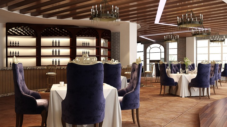 Interior Designing Ideas: How To Set A Good Restaurant Interior