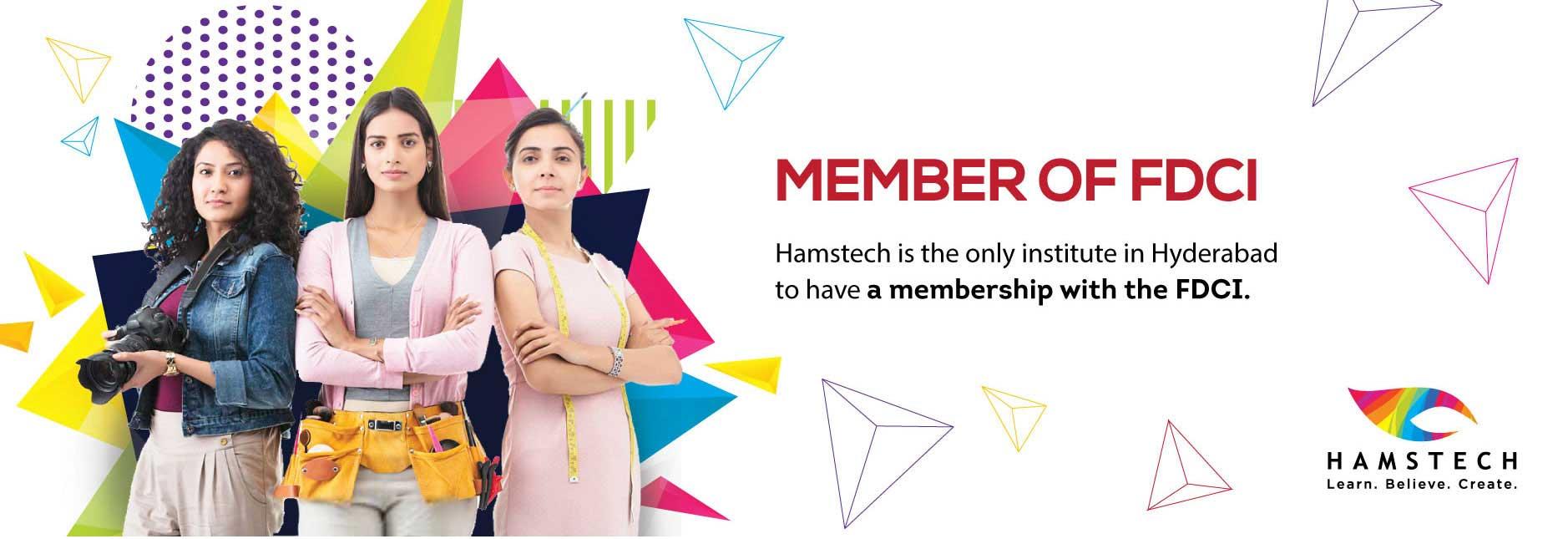 Member of FDCI