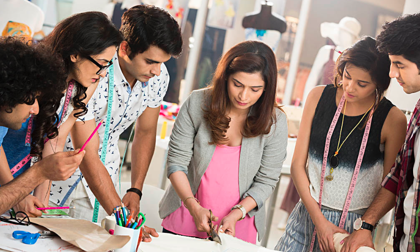 weekend course for fashion designing