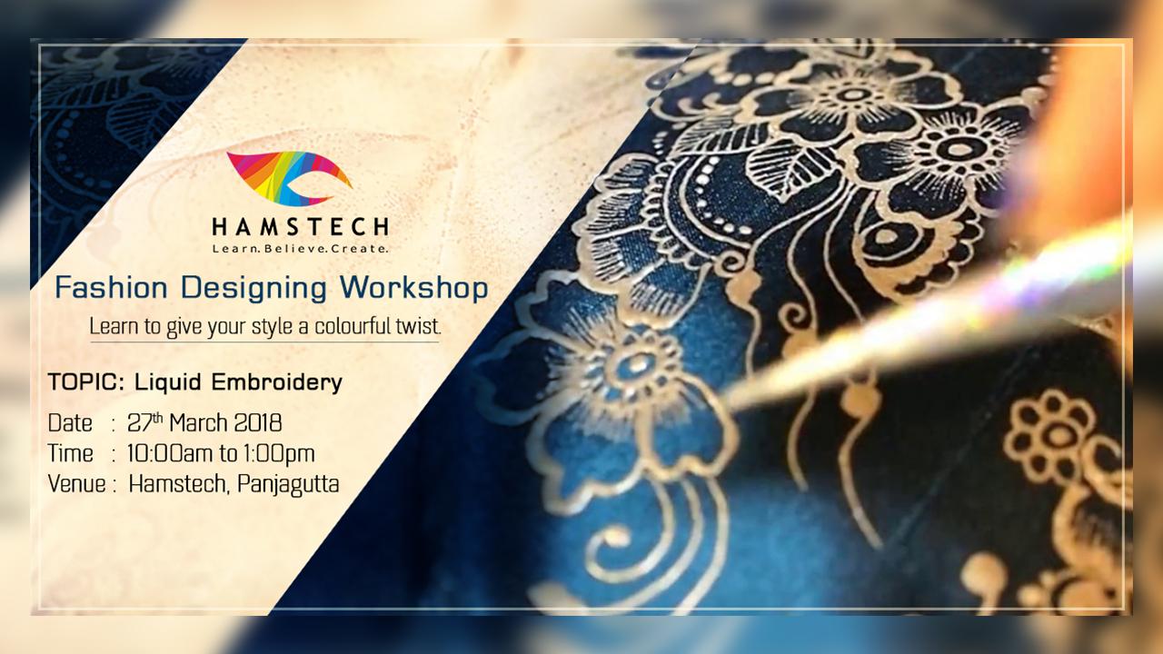graphic designing workshops