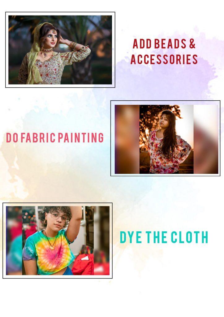 fashion designing workshops