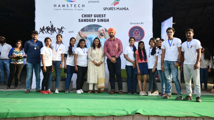 hamstech sports day