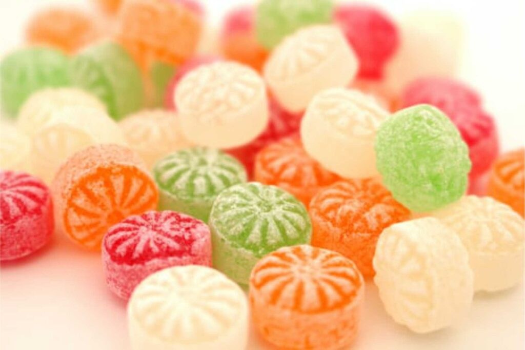 Baking_ Candy