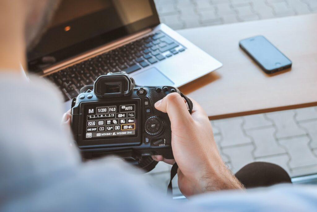 Digital Era in Photography