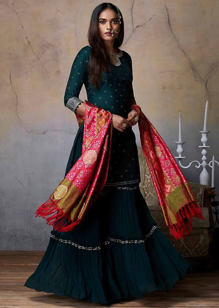 Fashion Styling_ Carry Your Dupatta Right