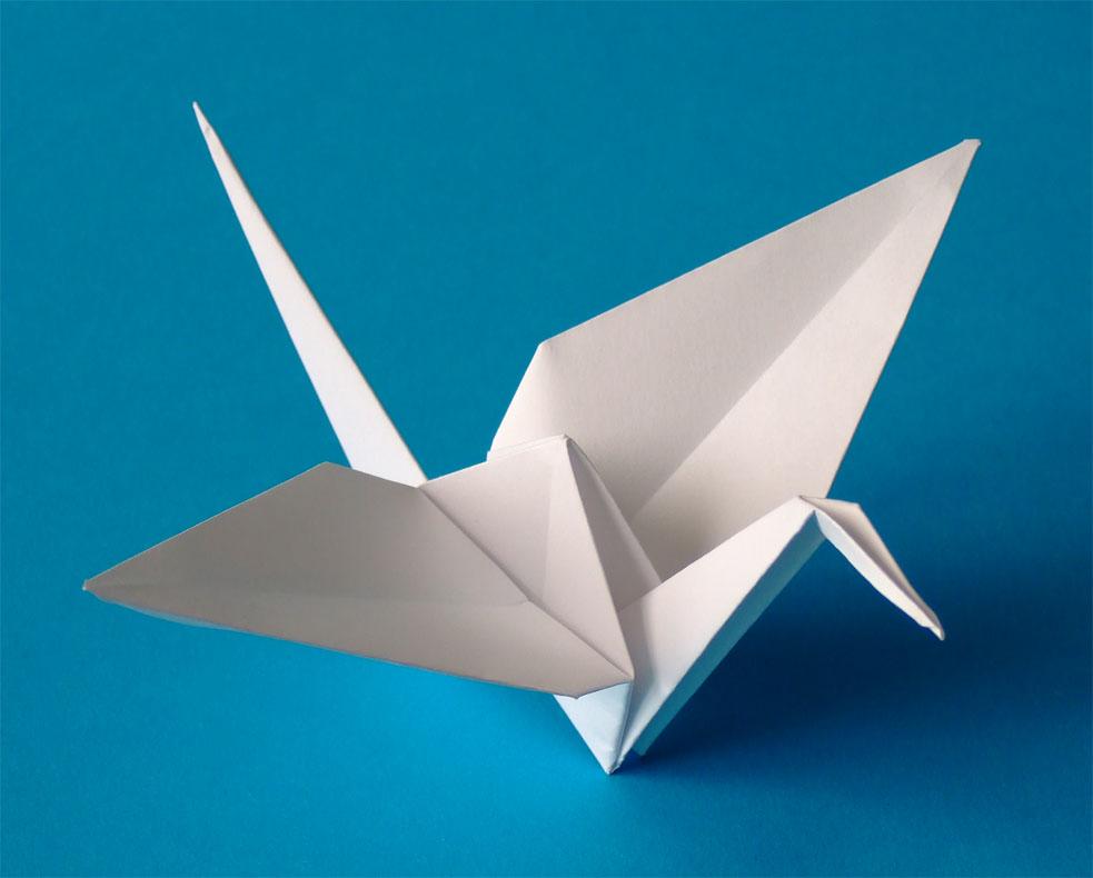 Graphic Designing _ Origami
