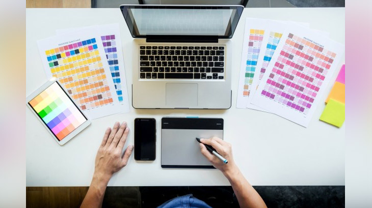 Importance of Colour in Graphic Designing