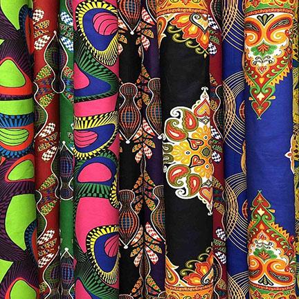 Fabric Prints in Fashion Design