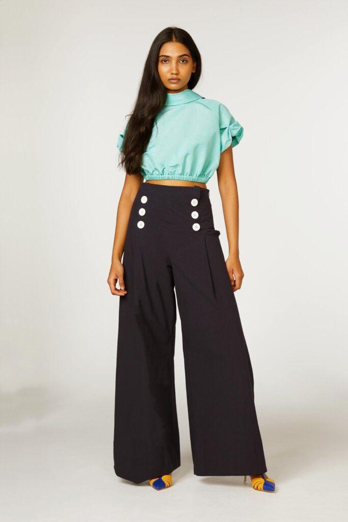 Fashion Designing: Sailor Pants