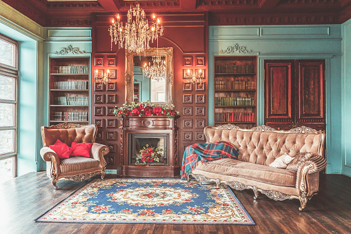 Interior Design Influenced by Old World
