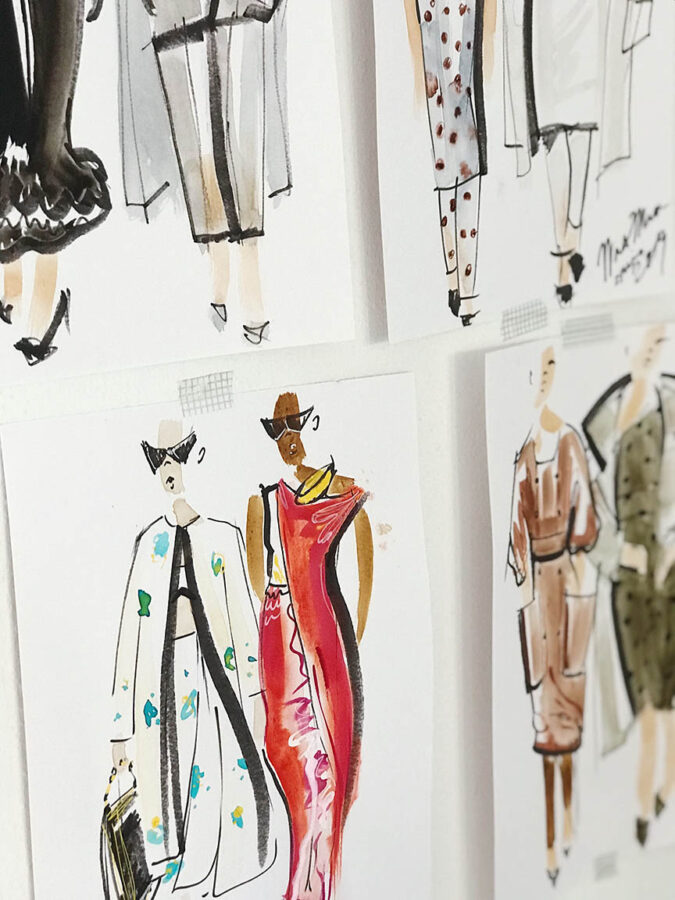Fashion Illustration Styles for Beginners