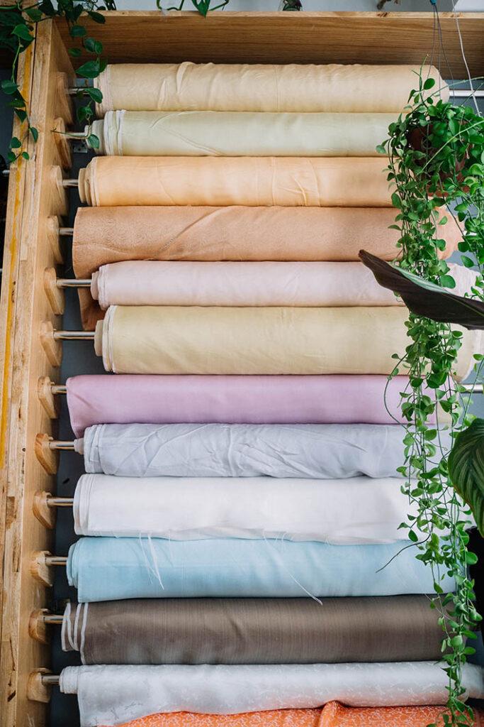 Garment Design Fabric Sourcing