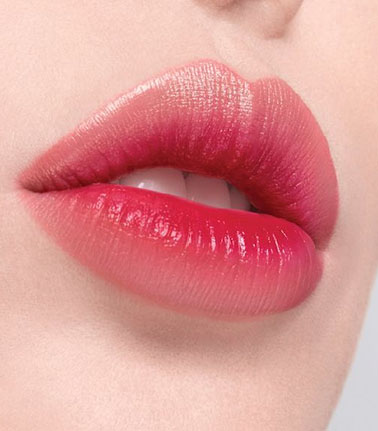As an Ombre Lip Colour